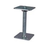 patka pilíře s přivařenou maticí 110x110x200