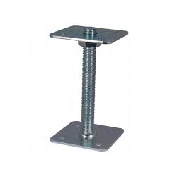 patka pilíře s přivařenou maticí 110x110x250
