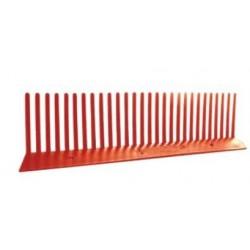Větrací mřížka - plastová