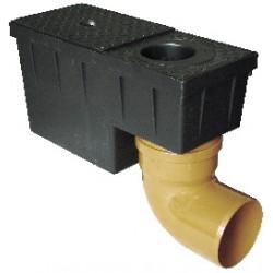 Gaiger s vodní klapkou RSK 2000