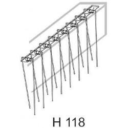 Hrotový systém H 118