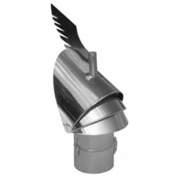 Komínová hlavice DRAGON - krková základna
