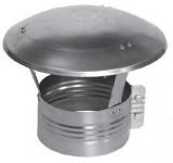 Komínová a ventilační stříška - NEREZ