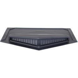 Odvětrávací tvarovka pro šindelové střechy T3