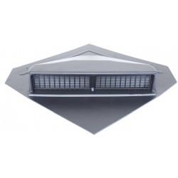 Odvětrávací tvarovka pro šindelové střechy T6